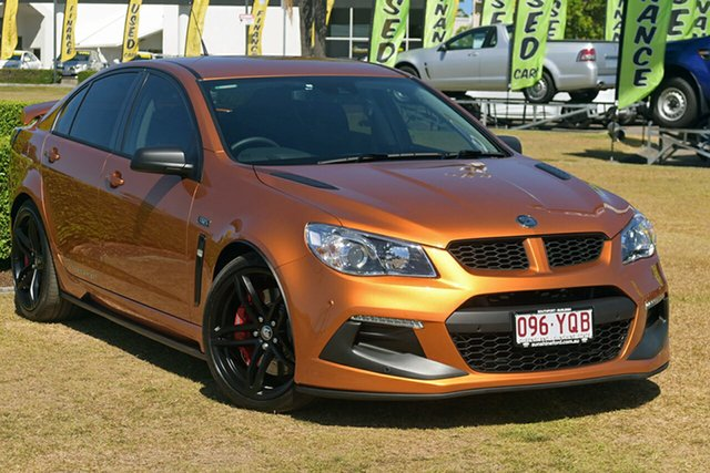 Discounted Used Holden Special Vehicles Clubsport R8 LSA, Southport, 2017 Holden Special Vehicles Clubsport R8 LSA Sedan