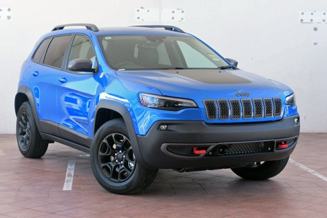 New Jeep Cherokee Trailhawk, Southport, 2018 Jeep Cherokee Trailhawk Wagon