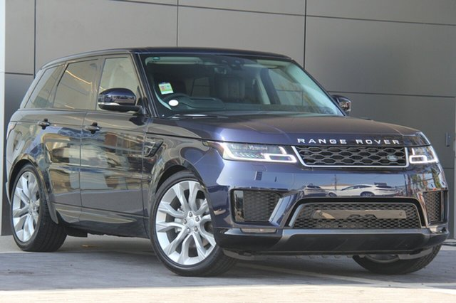 Demonstrator, Demo, Near New Land Rover Range Rover Sport SDV6 CommandShift HSE, Southport, 2018 Land Rover Range Rover Sport SDV6 CommandShift HSE SUV