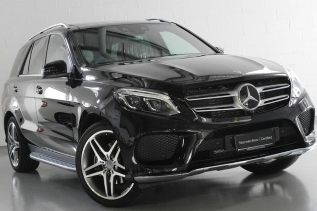 Used Mercedes-Benz GLE350 d 9G-TRONIC 4MATIC, Warwick Farm, 2018 Mercedes-Benz GLE350 d 9G-TRONIC 4MATIC Wagon