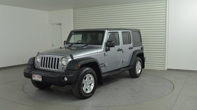 Used Jeep Wrangler Unlimited Sport, Southport, 2014 Jeep Wrangler Unlimited Sport Softtop