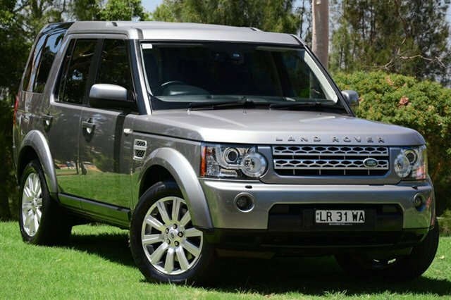 Used Land Rover Discovery 4 SDV6 CommandShift HSE, Welshpool, 2012 Land Rover Discovery 4 SDV6 CommandShift HSE Wagon
