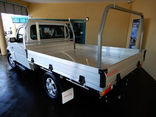 2018 Mahindra Pik-Up 2WD Tradie Pack Utility.