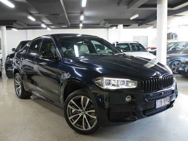 Used BMW X6 xDrive30d Coupe Steptronic, Albion, 2015 BMW X6 xDrive30d Coupe Steptronic Wagon