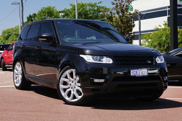 Used Land Rover Range Rover Sport SDV8 CommandShift HSE, Osborne Park, 2015 Land Rover Range Rover Sport SDV8 CommandShift HSE Wagon