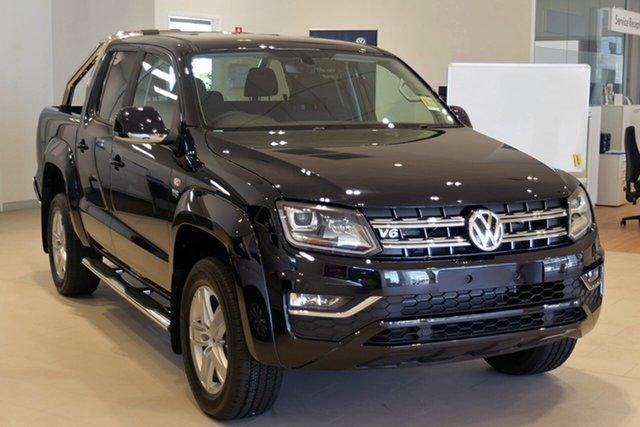 New Volkswagen Amarok TDI550 4MOTION Perm Highline, Southport, 2018 Volkswagen Amarok TDI550 4MOTION Perm Highline Utility