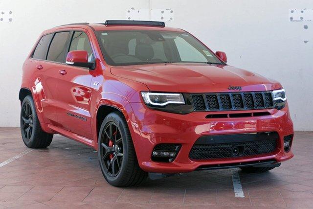 New Jeep Grand Cherokee SRT, Southport, 2018 Jeep Grand Cherokee SRT Wagon