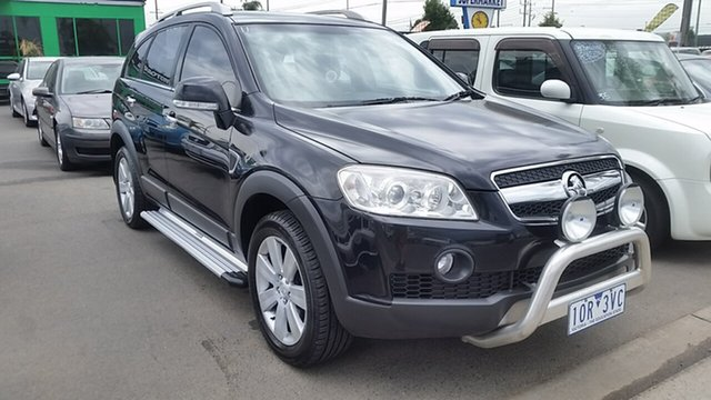 Used Holden Captiva LX AWD, Cheltenham, 2008 Holden Captiva LX AWD Wagon