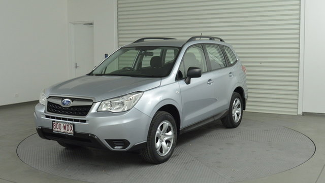 Used Subaru Forester 2.5i Lineartronic AWD, Southport, 2014 Subaru Forester 2.5i Lineartronic AWD Wagon