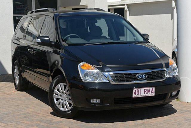 Discounted Used Kia Grand Carnival SI, Southport, 2010 Kia Grand Carnival SI Wagon