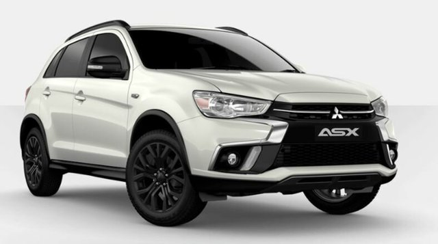 Demonstrator, Demo, Near New Mitsubishi ASX Black Edition 2WD, Atherton, 2018 Mitsubishi ASX Black Edition 2WD Wagon