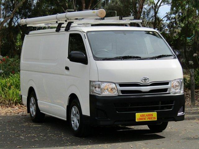 Used Toyota HiAce LWB, 2013 Toyota HiAce LWB Van