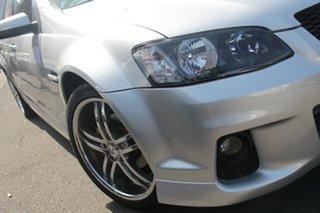 2010 Holden Commodore SV6 Sedan.