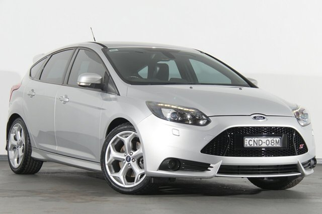 Used Ford Focus ST, Campbelltown, 2013 Ford Focus ST Hatchback