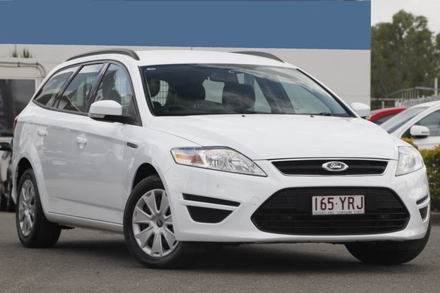 Used Ford Mondeo Zetec Tdci, Bowen Hills, 2014 Ford Mondeo Zetec Tdci Wagon