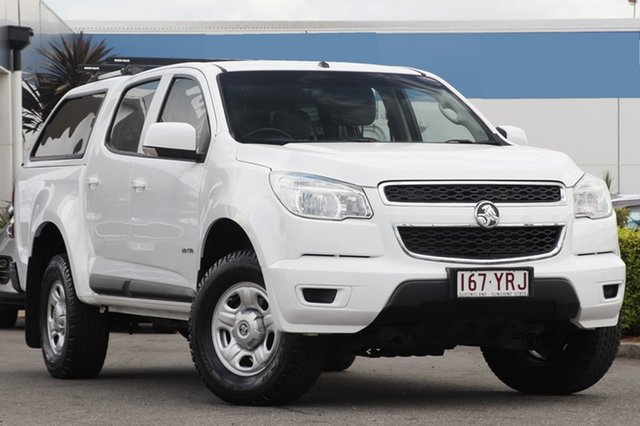 Used Holden Colorado LX Crew Cab 4x2, Beaudesert, 2014 Holden Colorado LX Crew Cab 4x2 Utility