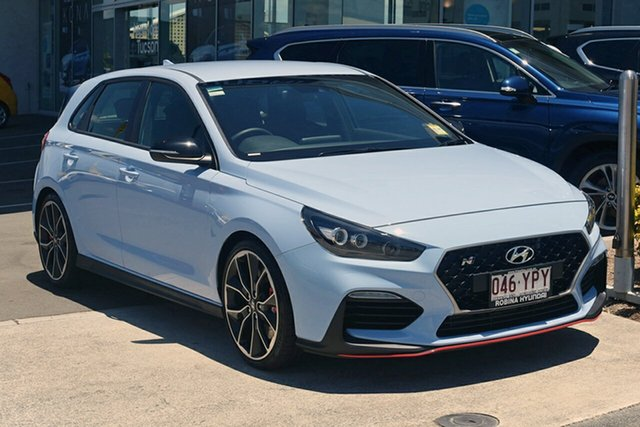 Demonstrator, Demo, Near New Hyundai i30 N Performance, Southport, 2018 Hyundai i30 N Performance Hatchback