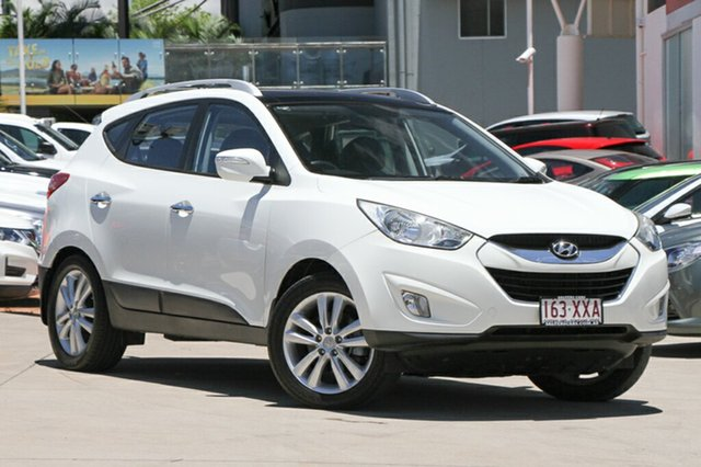 Used Hyundai ix35 Highlander AWD, Indooroopilly, 2010 Hyundai ix35 Highlander AWD Wagon