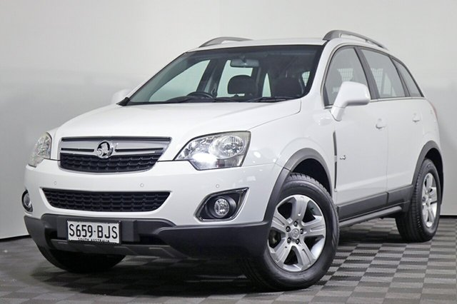 Used Holden Captiva 5 AWD, Wayville, 2012 Holden Captiva 5 AWD Wagon