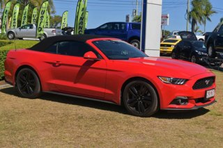 2016 Ford Mustang SelectShift Convertible.