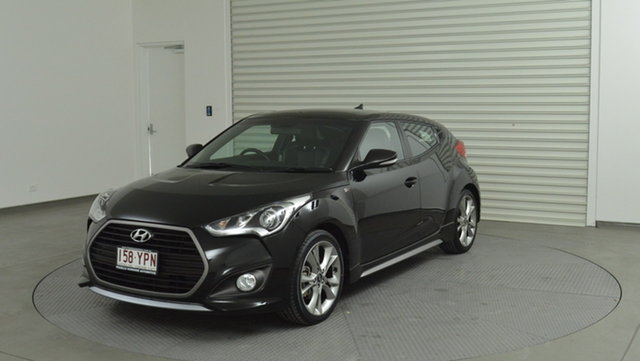 Used Hyundai Veloster SR Coupe Turbo, Southport, 2016 Hyundai Veloster SR Coupe Turbo Hatchback