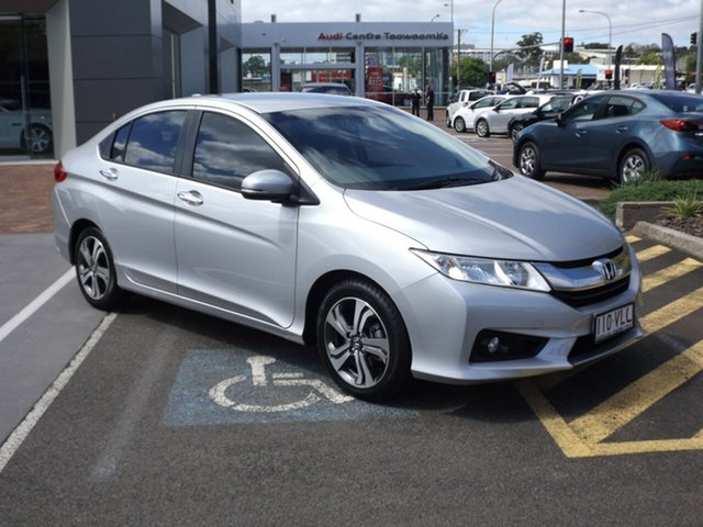 Used Honda City VTi-L, Toowoomba, 2014 Honda City VTi-L Sedan