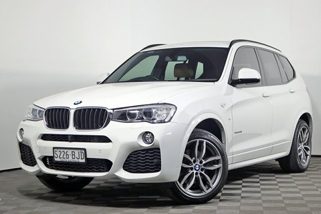 Used BMW X3 xDrive28i Steptronic, Wayville, 2016 BMW X3 xDrive28i Steptronic Wagon
