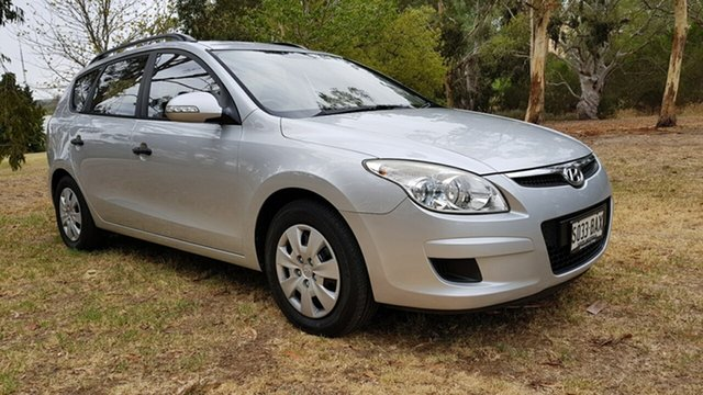 Used Hyundai i30 SX cw Wagon, Tanunda, 2009 Hyundai i30 SX cw Wagon Wagon