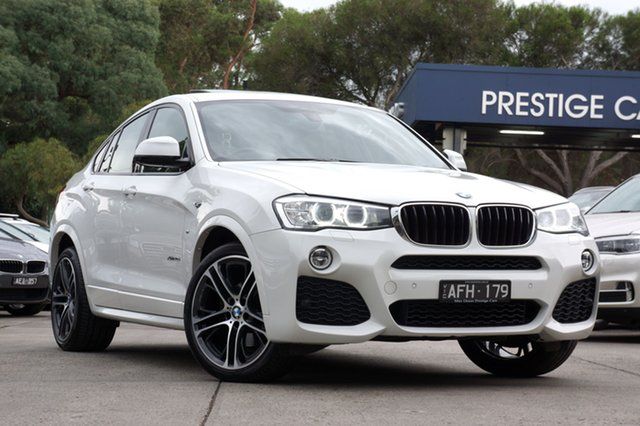 Used BMW X4 xDrive20d Coupe Steptronic, Balwyn, 2015 BMW X4 xDrive20d Coupe Steptronic Wagon