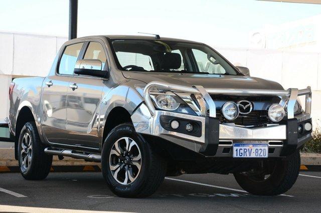 Used Mazda BT-50 XTR (4x4), Mandurah, 2017 Mazda BT-50 XTR (4x4) Dual Cab Utility