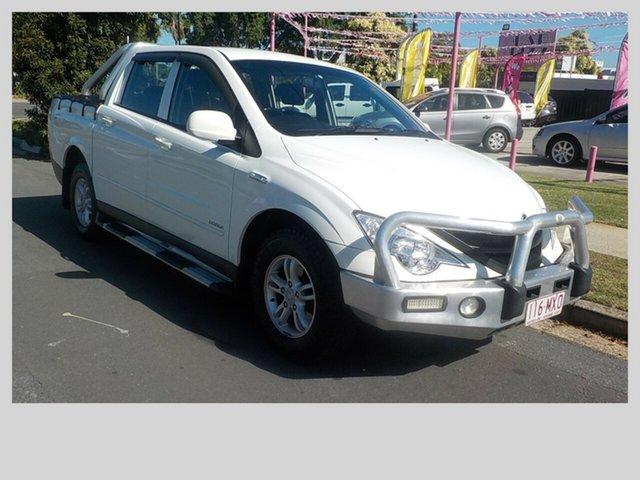 Used Ssangyong Actyon, Margate, 2010 Ssangyong Actyon Utility