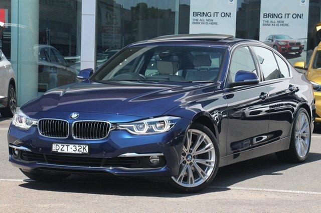 Used BMW 330i Luxury Line, Brookvale, 2016 BMW 330i Luxury Line Sedan