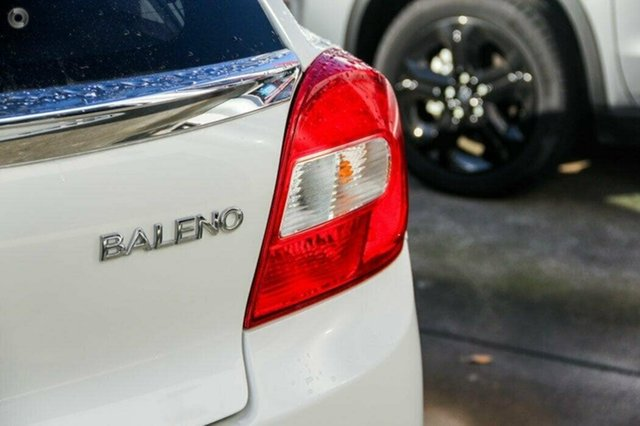 Demonstrator, Demo, Near New Suzuki Baleno GL, Mulgrave, 2018 Suzuki Baleno GL MY16 Hatchback