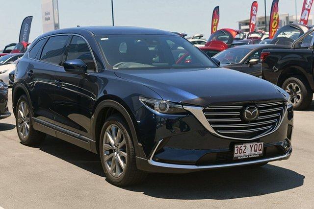 Demonstrator, Demo, Near New Mazda CX-9, Southport, 2019 Mazda CX-9 Wagon