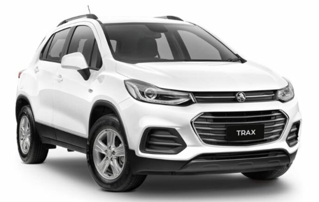 Demonstrator, Demo, Near New Holden Trax LS, Atherton, 2018 Holden Trax LS Wagon
