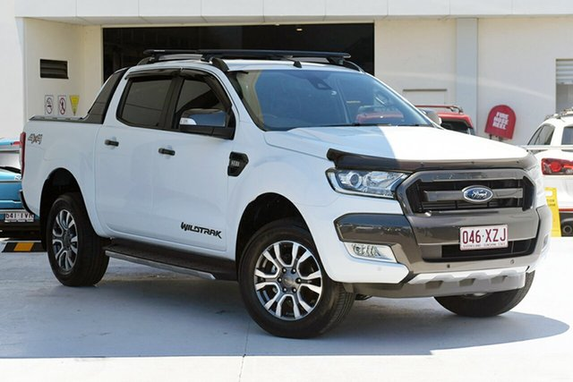 Used Ford Ranger Wildtrak Double Cab, Southport, 2017 Ford Ranger Wildtrak Double Cab Utility