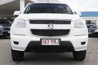 2014 Holden Colorado LX Crew Cab 4x2 Utility.