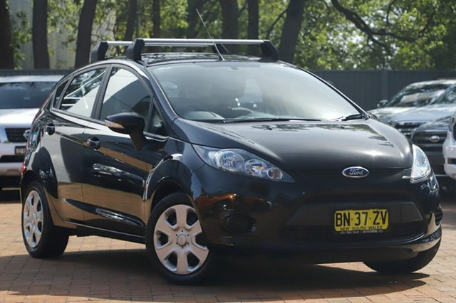 Used Ford Fiesta CL, Artarmon, 2012 Ford Fiesta CL Hatchback