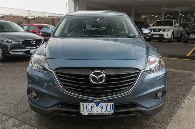 Used Mazda CX-9 Grand Touring, Mulgrave, 2014 Mazda CX-9 Grand Touring MY14 Wagon