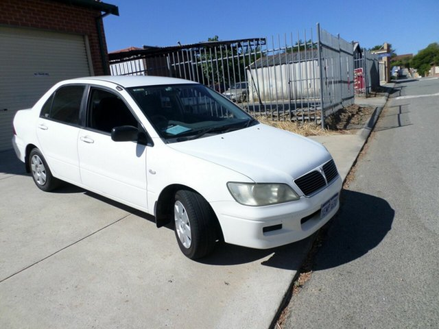 Used Mitsubishi Lancer ES, Mount Lawley, 2003 Mitsubishi Lancer ES Sedan