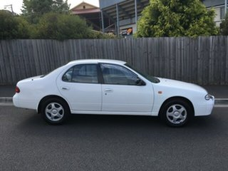 1994 Nissan Bluebird LX Sedan.