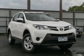 Used Toyota RAV4 GX (2WD), Oakleigh, 2015 Toyota RAV4 GX (2WD) ZSA42R MY14 Upgrade Wagon