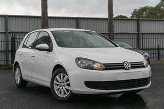 Used Volkswagen Golf 90 TSI Trendline, Oakleigh, 2012 Volkswagen Golf 90 TSI Trendline 1K MY13 Hatchback