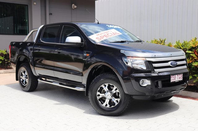 Used Ford Ranger XLS Double Cab, Cairns, 2013 Ford Ranger XLS Double Cab Utility