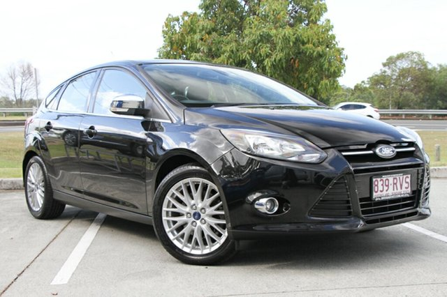 Used Ford Focus, Indooroopilly, 2011 Ford Focus Hatchback