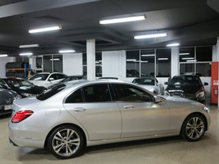 2014 Mercedes-Benz C200 7G-Tronic + Sedan.