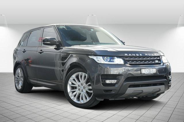 Discounted Used Land Rover Range Rover Sport TdV6 CommandShift SE, Gardenvale, 2015 Land Rover Range Rover Sport TdV6 CommandShift SE Wagon