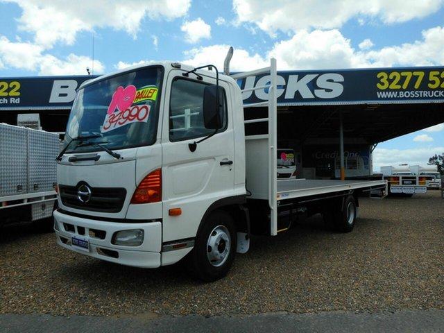 Used Hino FC, Rocklea, 2004 Hino FC Tray Truck
