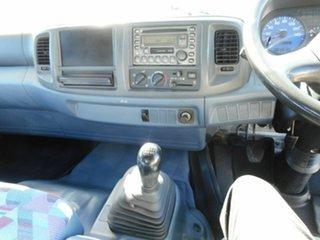 2004 Hino Fg Series Cab Chassis.