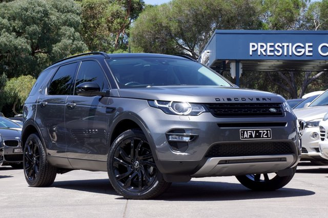 Used Land Rover Discovery Sport SD4 HSE Luxury, Balwyn, 2015 Land Rover Discovery Sport SD4 HSE Luxury Wagon